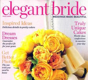 Elegant Bride Fall 2009