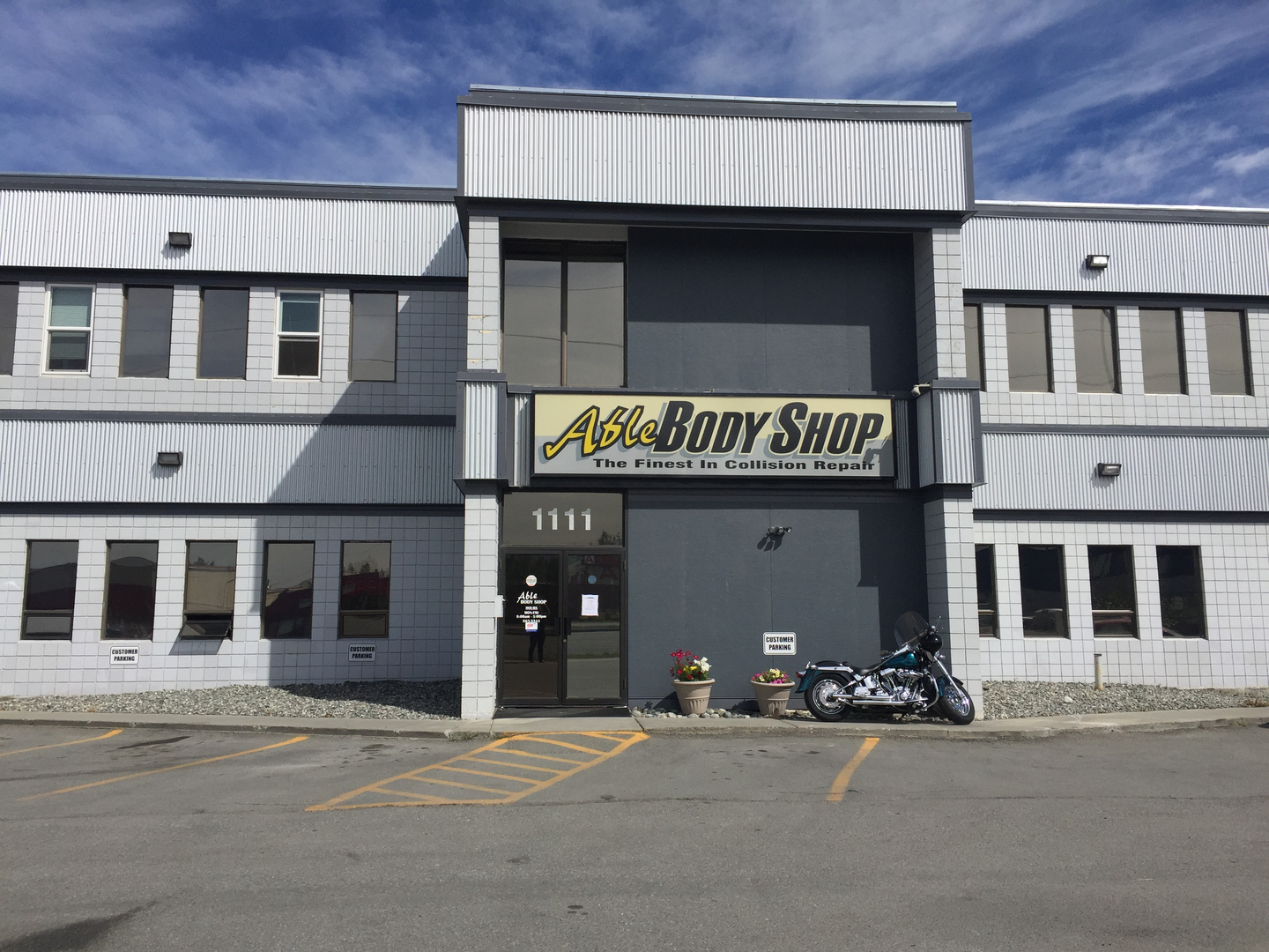 Fix Auto Anchorage >> Auto Body Shop In Anchorage Able Body Shop Collision Repair