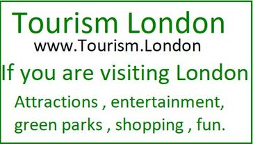 Tourist sites in London