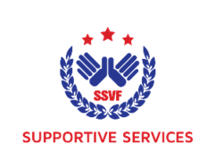 supportive services for veterans family logo