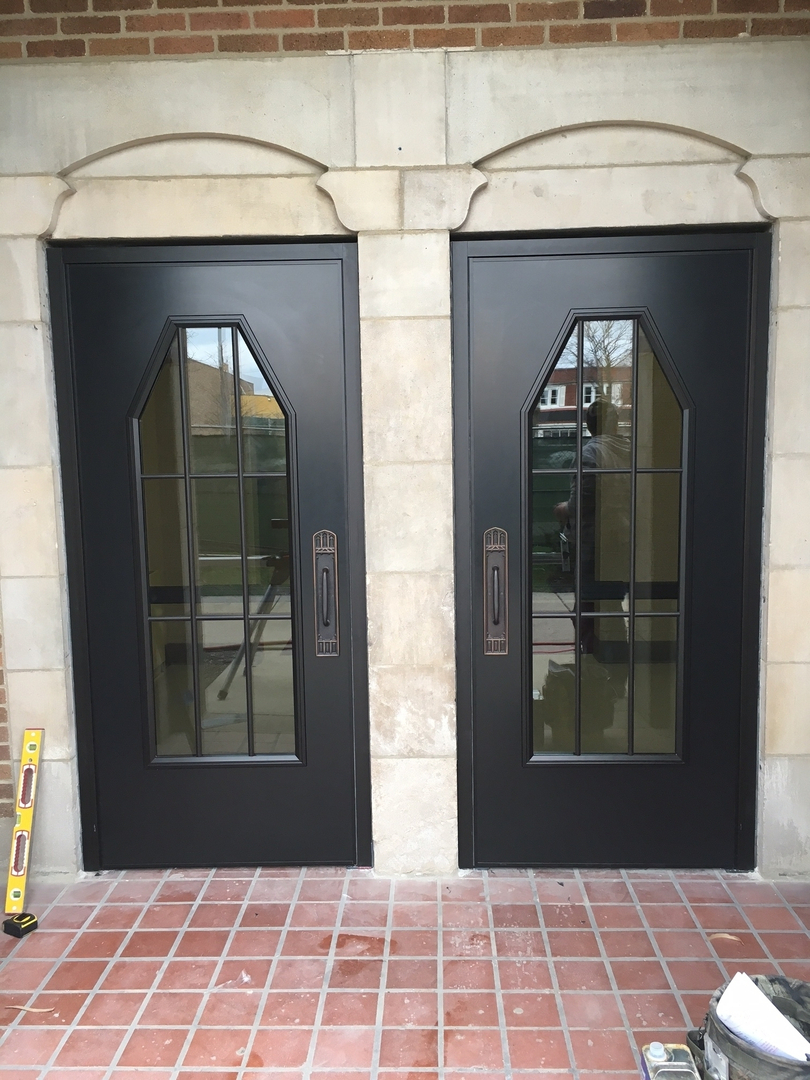 isaarchitectural™ | frp architectural doors