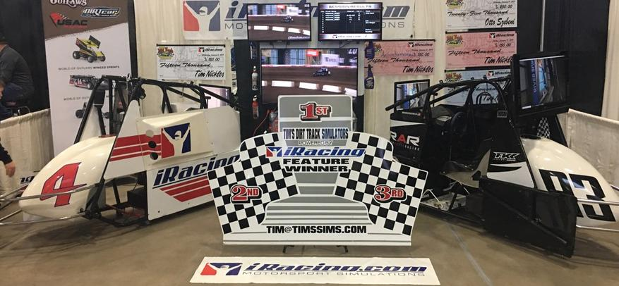 Tim's Dirt Track Simulators : About