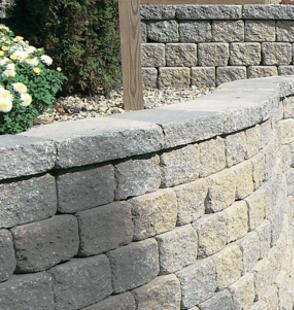 M  O'Mahoney Company: Retaining Wall Block