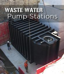 Waste Water Pump Stations