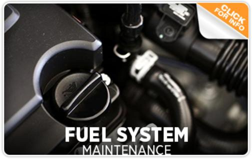 Keeping the fuel system of your car top shape increases engine performance and gas mileage.