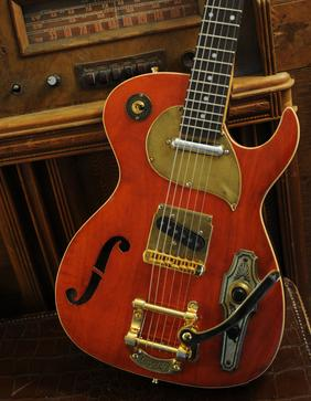 The Midnight Special is a Guitar made by Postal Guitars
