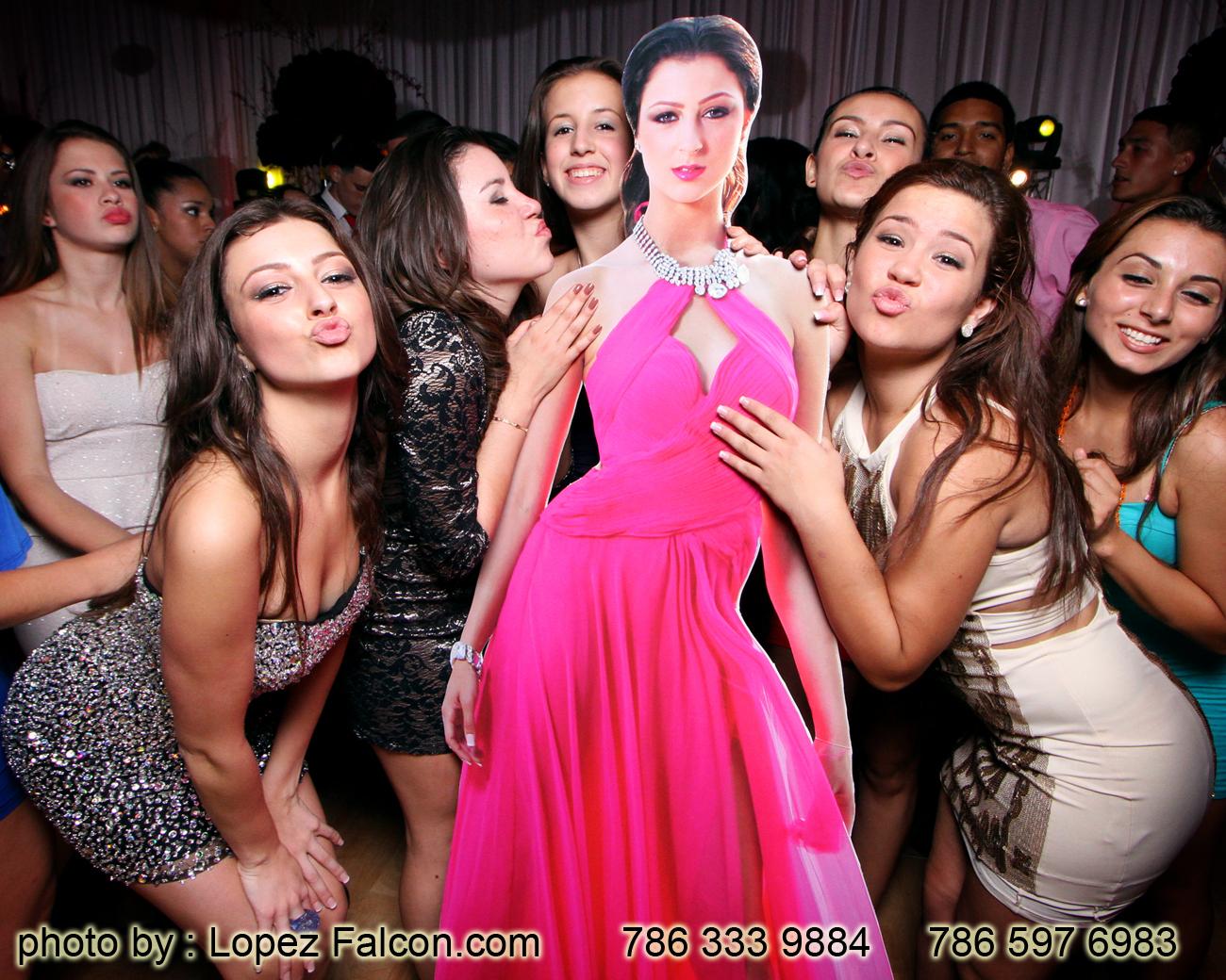 Quinces Celebration Themed Party Miami Hilton Hotel Quince Show ...