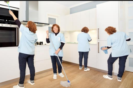 Best Apartment Cleaning Company in Las Vegas NV MGM Household Services​