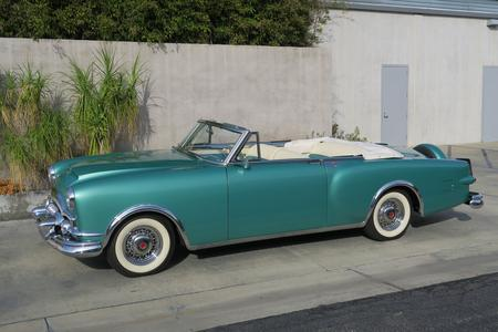 1953 Packard Caribbean Convertible for sale at Motor Car Company