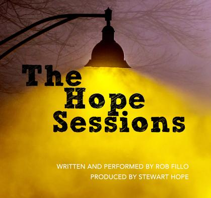 The Hope Sessions by Rob Fillo