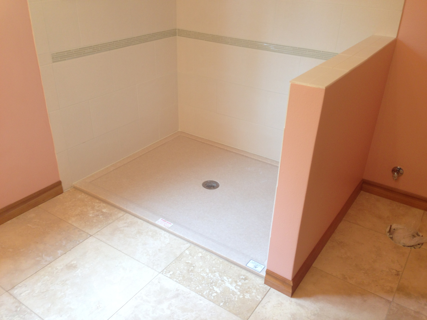 Tile, Paint and Trim