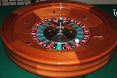 Nashville TN Casino Party Roulette Wheel-