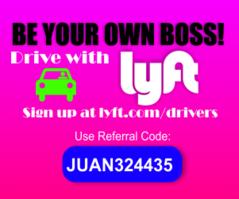 How to Drive with LYFT How to Drive with LYFT
