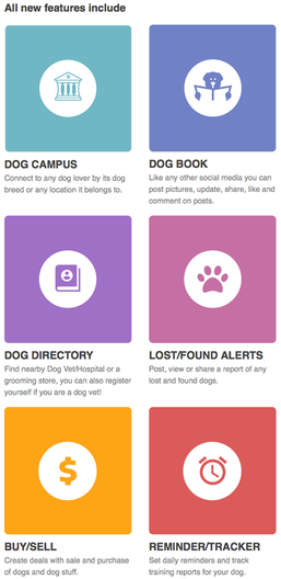 Wolfkeeper University App Features