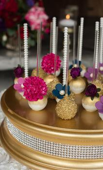 Cake Pops Dessert Tables Sweetly Dipped Confections Llc Tampa Fl