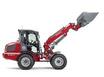 Weidemann Tele Wheel Loader range