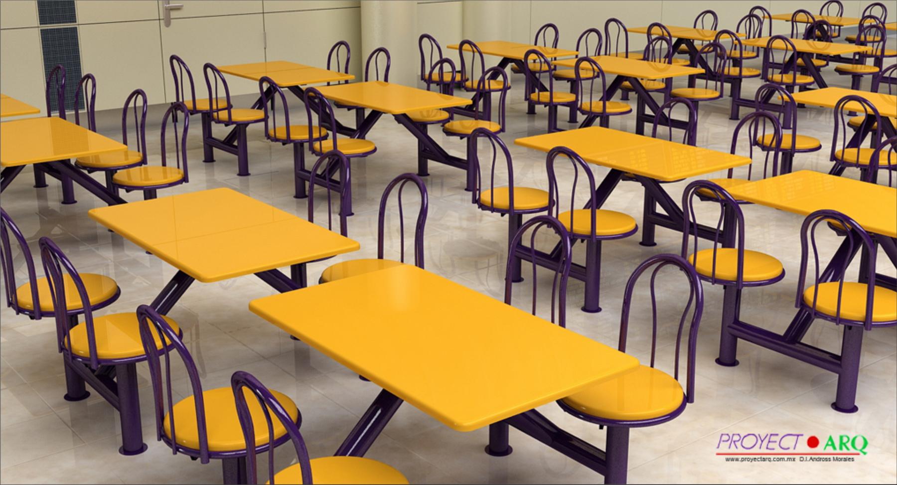 Muebles fast food guadalajara obtenga ideas dise o de for Muebles industriales madrid