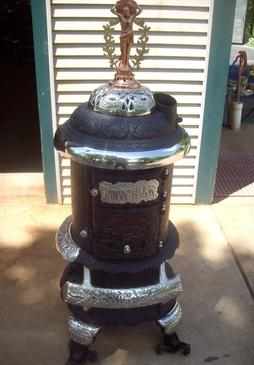 Even More Antique Stoves At Ginger Creek Antique Stoves