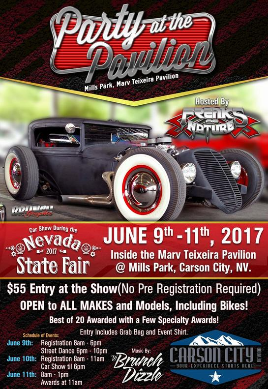 Freaks Of Nature Car Show WwwKlassicKruiserscom Classic Car - Car show event calendar