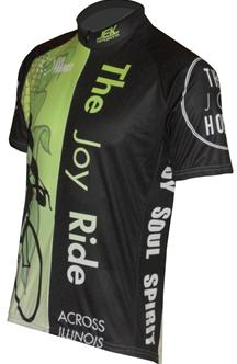 joy ride custom bicycle jersey