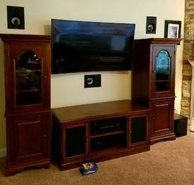 Home Theater Installation Surround Sound Audio Visual