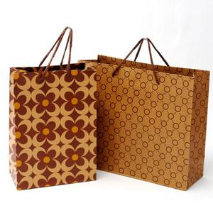 kraft paper bag for perfume