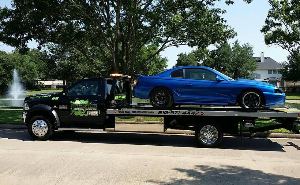 Towing Company San Antonio, TX