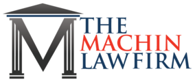 Machin Law Logo, Attorneys