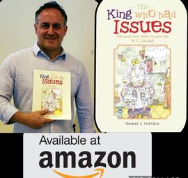 the king who had issues available at Amazon