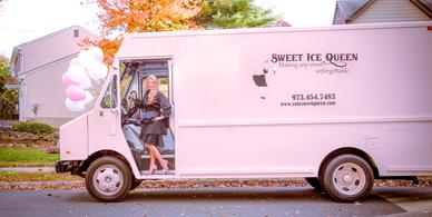 a0c49a817e4f94 Ice Cream Truck Rental, New Jersey Ice Cream Truck - Sweet Ice Queen ...