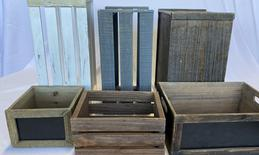 Crates Boxes