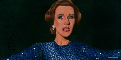Julie Andrews as the STAR! by Cliff Carson
