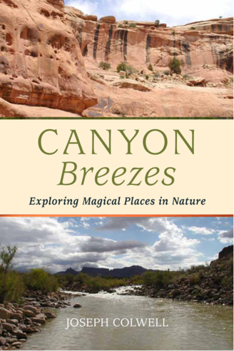 Cover of Canyon Breezes by Joseph Colwell