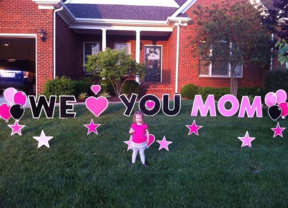 Dallas yard greetings kristyandbryce Images