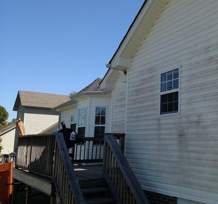 clarksville exterior cleaning solutions house washing services