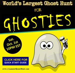 National Ghost Hunting Day Quick Start Guide