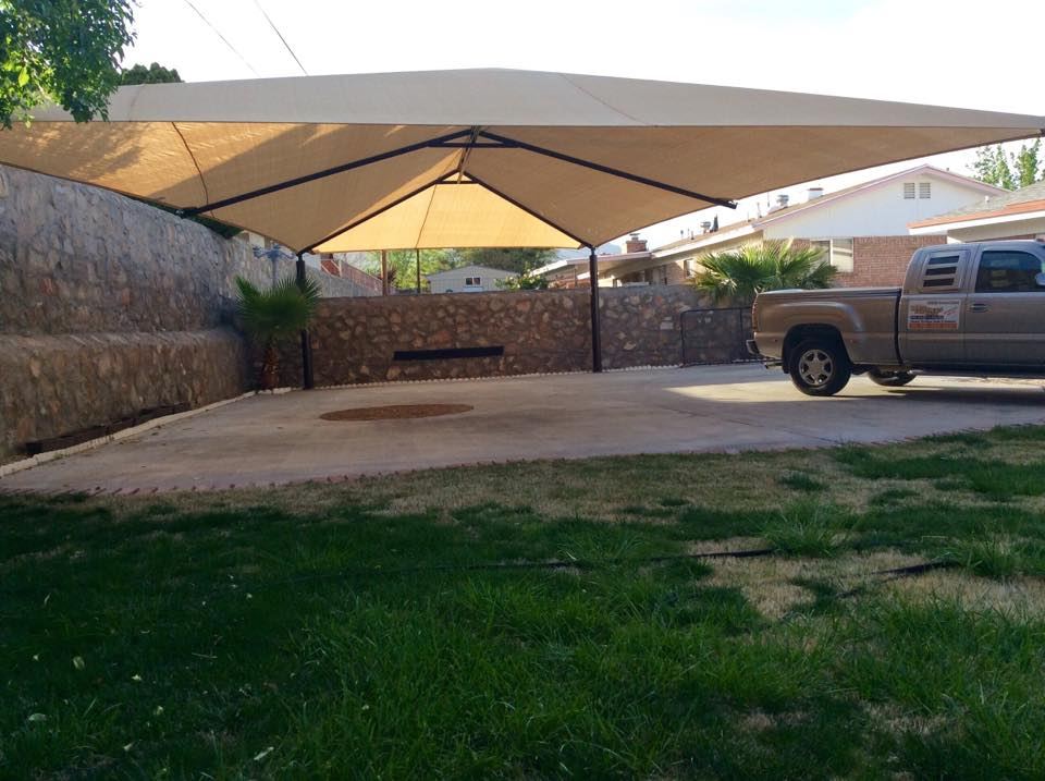 El Paso Canopies Awnings Shades Canopy Sales In