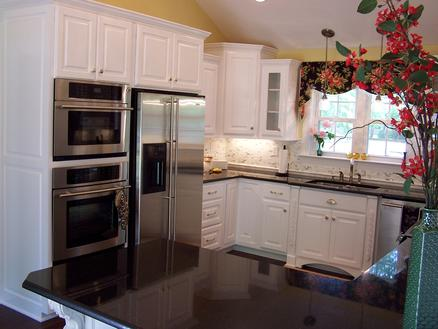 Kitchen Renovation - Granite counters - Stainless Appliances - Outer Banks - NC
