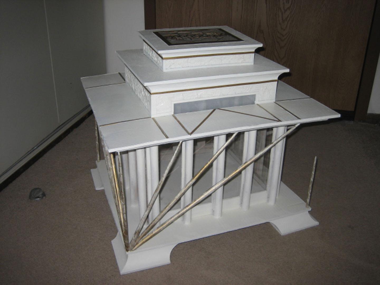 Blackwillow Hall – Modern Wedding Card Box