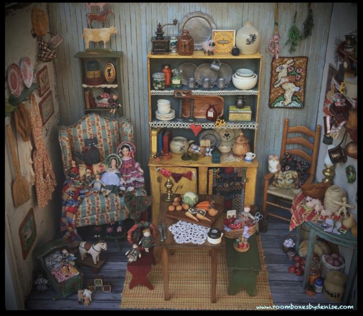 A Room With A Quot Primitive Quot View