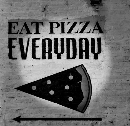 Eat Pizza Everyday!