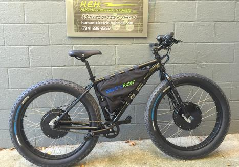 HEH EFB Electric Fat Bike 5.X