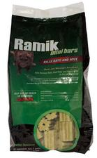 Ramik Mini-Bars Rat & Mouse Killer 64 packs - 4 pounds