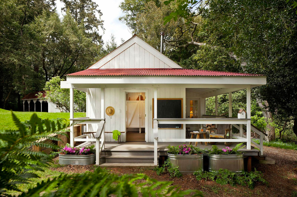 Perch Nest A Tiny Home Cottage Company Cottage Homes