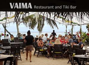 VAIMA restaurant for Sale on Rarotonga Cook Islands Real Estate