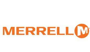 Znalezione obrazy dla zapytania merrell logo
