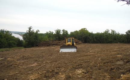 Land Clearing and Excavation Service in Santa Rosa Beach