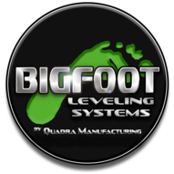 Quadra MFG's Bigfoot Logo