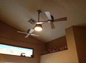 Ceiling fan installation phoenix professional ceiling fan installation aloadofball Gallery