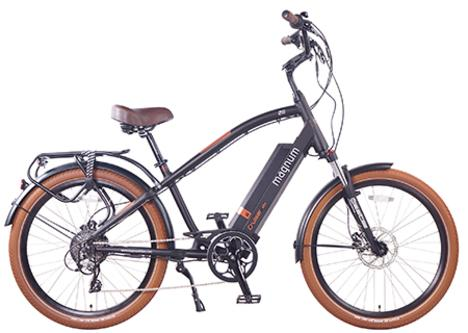 Magnum Cruiser Electric Bicycle
